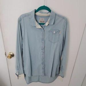 Burton Oversize Denim Shirt
